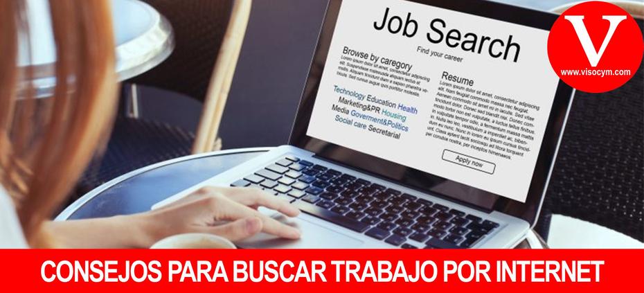 buscar empleo por internet