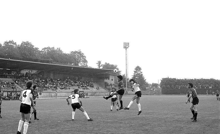 1982-83 Amichevole con l'Inter