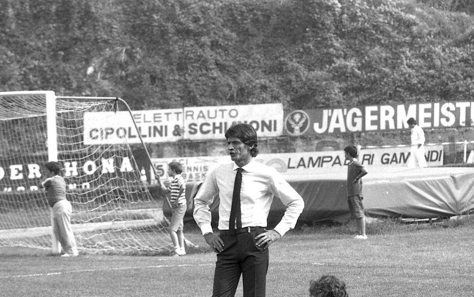 1982-83 Serie C2 Mister Domenghini
