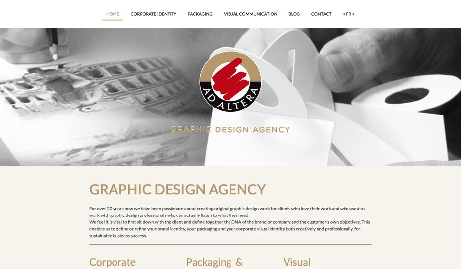 Jimdo design Miami