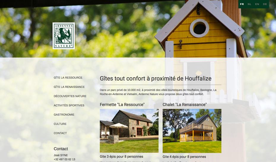 Design Jimdo Bordeaux en utilisation multilingue