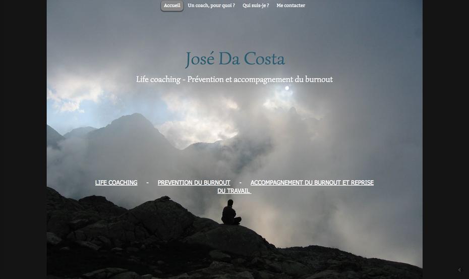 L'ancien site de José Da Costa chez Belgacom
