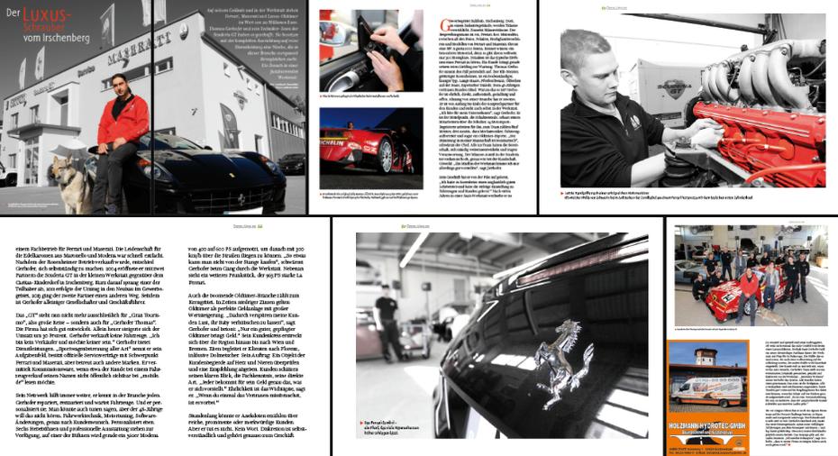 Scuderia GT - Der Luxusschrauber vom Irschenberg