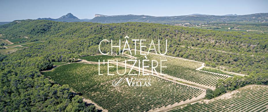 chateau euzière Vignobles Vellas