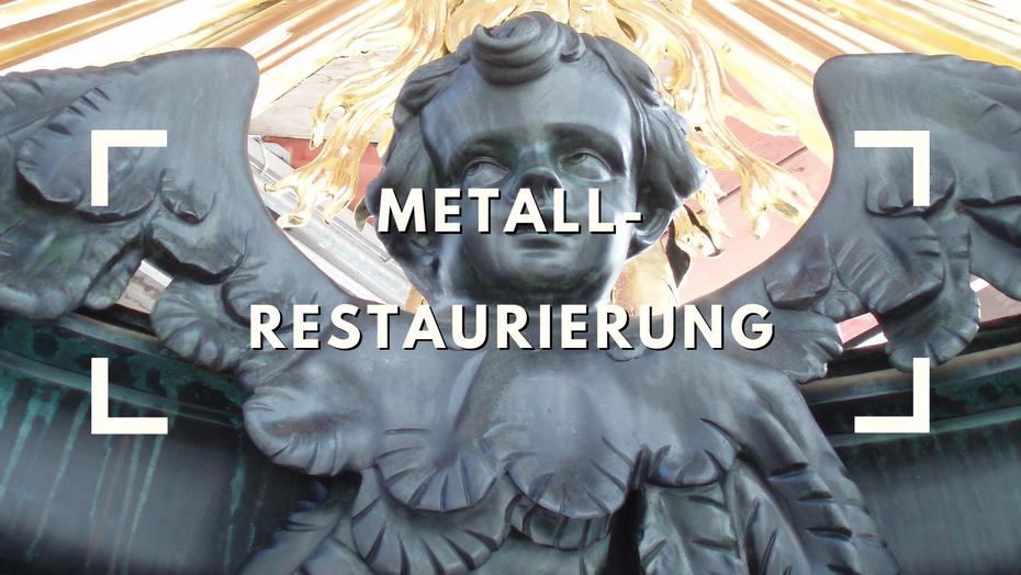 Ilming Metallrestaurierung Vergoldung