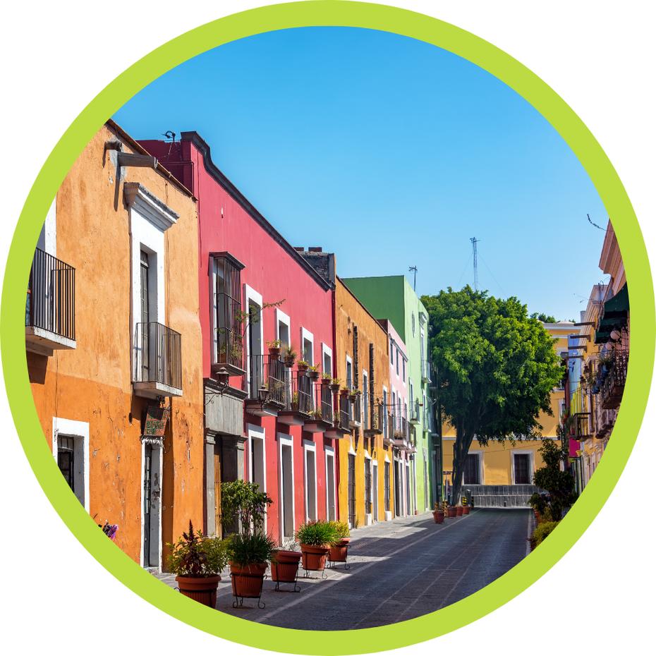 Tours de CDMX a Puebla