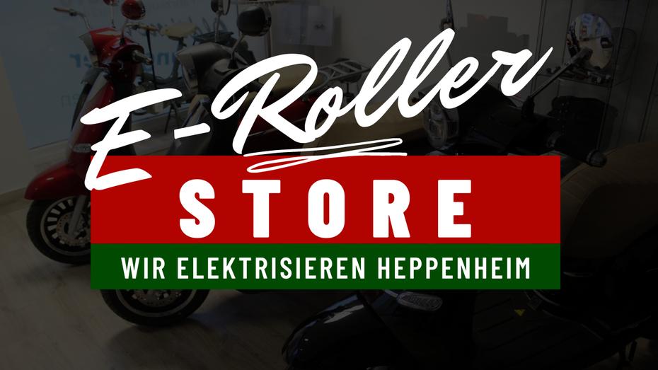 Elektro Roller Heppenheim