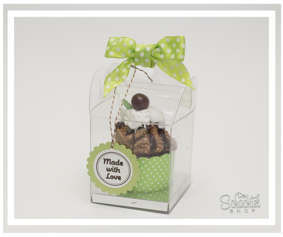Schokoladeneis Badebomben mit Stil verschenken