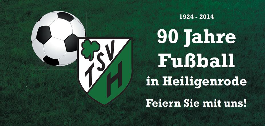 90 Jahre Fußball in Heiligenrode