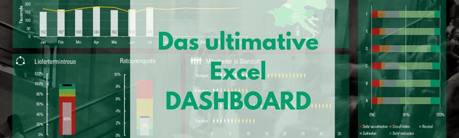 Excel Dashboard mit Pivot und Datenschnitt
