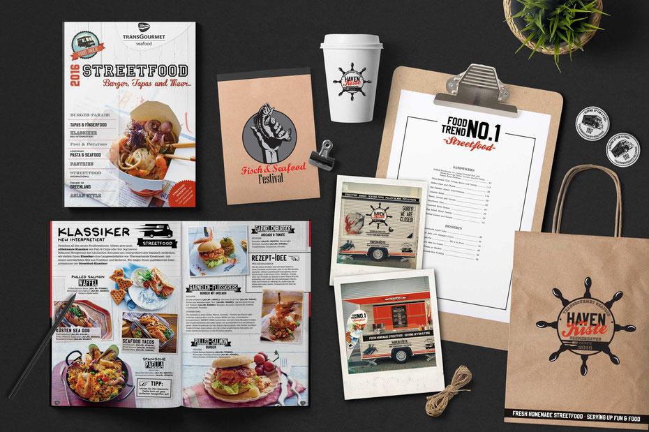 Transgourmet Seafood Streetfood Foodtruck Katalog