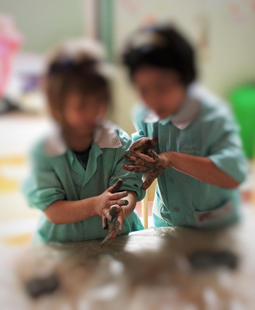 Instagram e bambini: cosa pubblicare dei laboratori. Vivi l'Archeologia, Gloria Carraro. Laboratori per bambini. Archeologia didattica