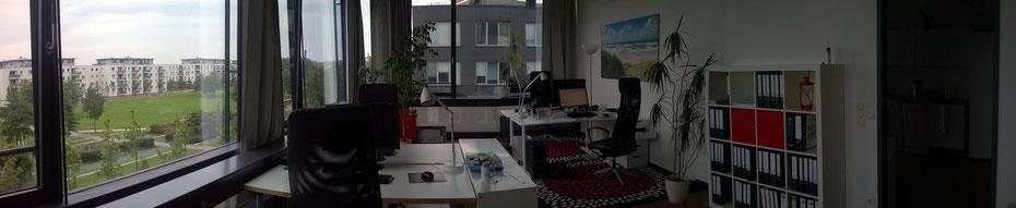 MNP Ingenieure Büroräume in der Maria-Goeppert Str. 1