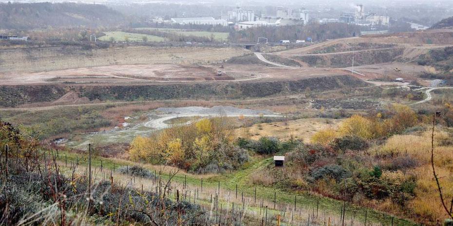 Zwei Erörterungstermine zu den Deponie-Plänen in Laubenheim reichten nicht aus, es wird einen dritten geben. Archivfoto: Harald Kaster