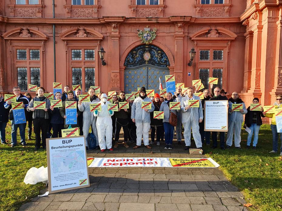 Foto: BI Mainz 21 Nein zur Mülldeponie in Mainz e.V.