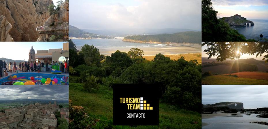 Contacto turismo team