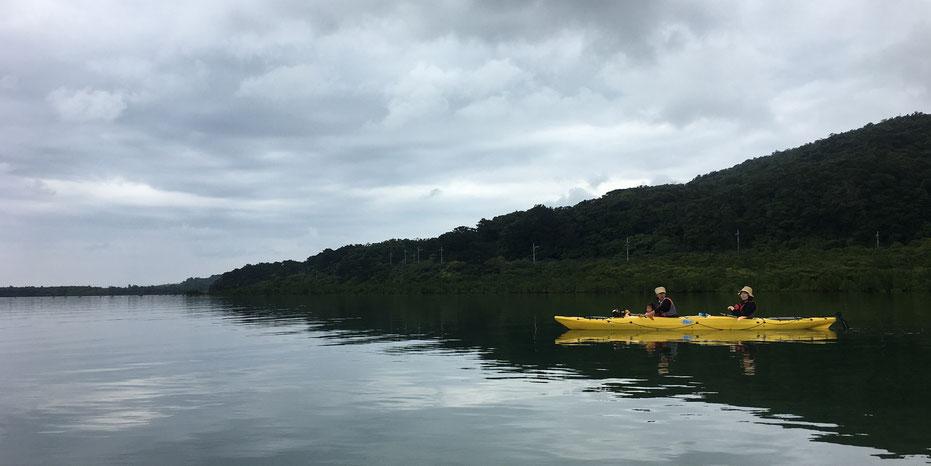西表島・ガイドにおまかせツアー【マングローブカヌー&星砂の浜】