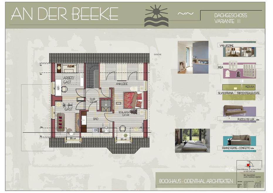 bild1:dachgeschoss neuplanung bockhaus-odenthal architekten münster, architektur-immobilien-design,altersgerecht,barrierefrei,großzügig, gastfreundlich