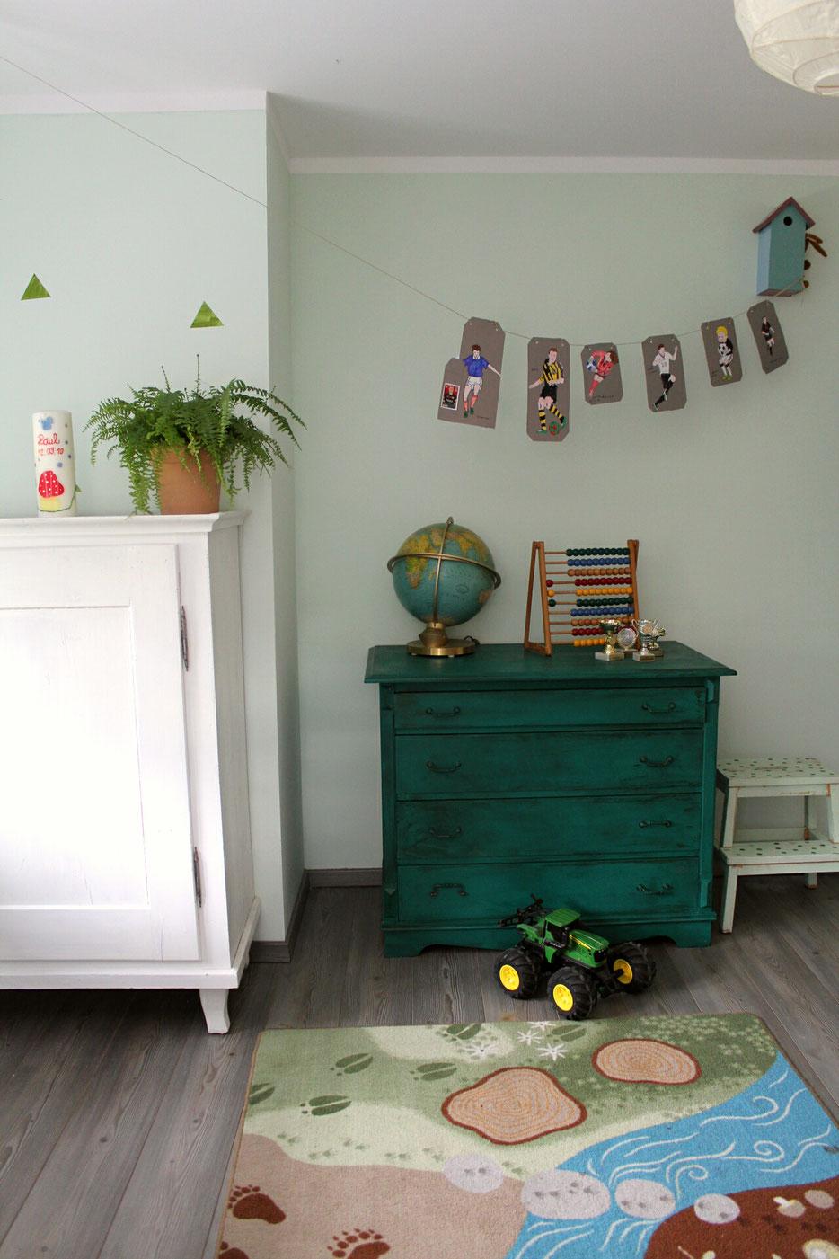Frischer Wind im Kinderzimmer - Nubilli.de