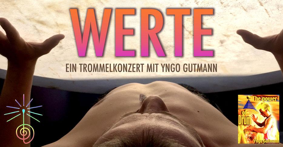 WERTE • Ein Trommelkonzert mit Yngo Gutmann • 23.11.2019 • Trommelschule Leipzig