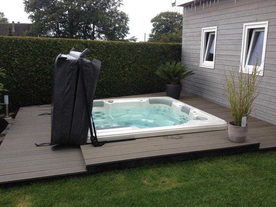 Gartenwhirlpools - Whirlpoolcenter Weeze