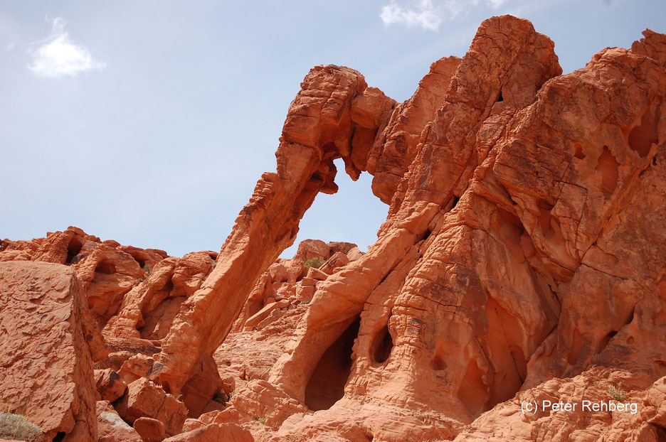 The Elephant Rock, Valley of Fire, Peter Rehberg