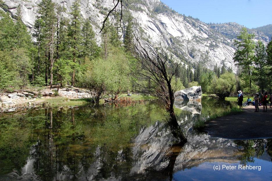 Mirror Lake, Yosemite National Park, Peter Rehberg