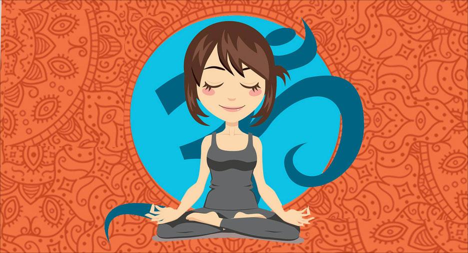 yoga indien à Tours avec Priti Bhati - annuaire via energetica, bien-être en Touraine