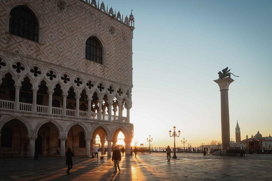 Markus Platz Venedig