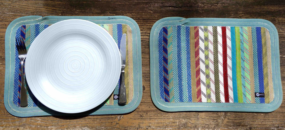 tischset kletterseil upcycling newseed