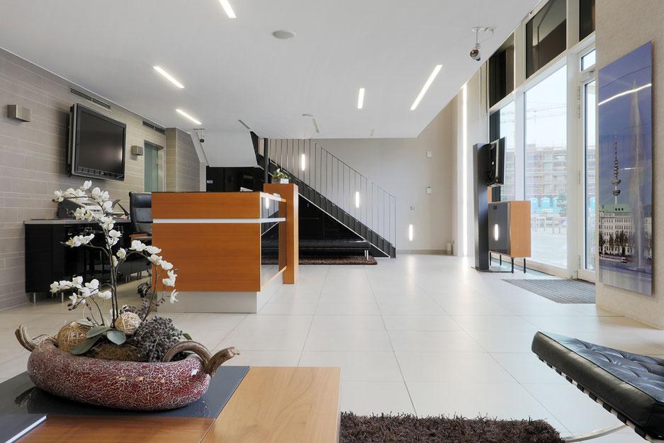 Exklusive Immobilien bei Der HafenCity-Makler GmbH in Hamburg
