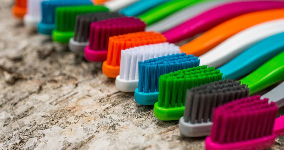 Bild: Zahnbürste,Biokunststoff, Biozahnbürste