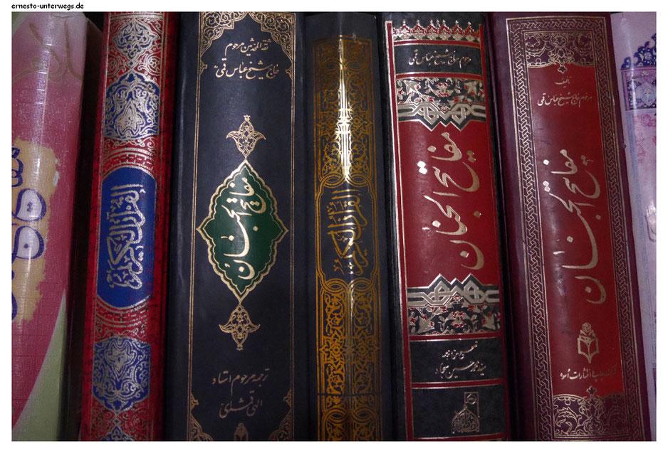 """""""Englisch lernen"""" heißt für Perser auch """"Schrift lernen""""."""