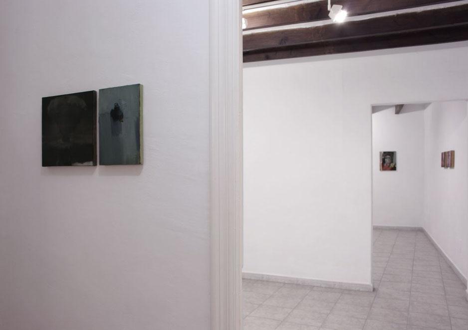 Installation view at Addaya centre d´Art