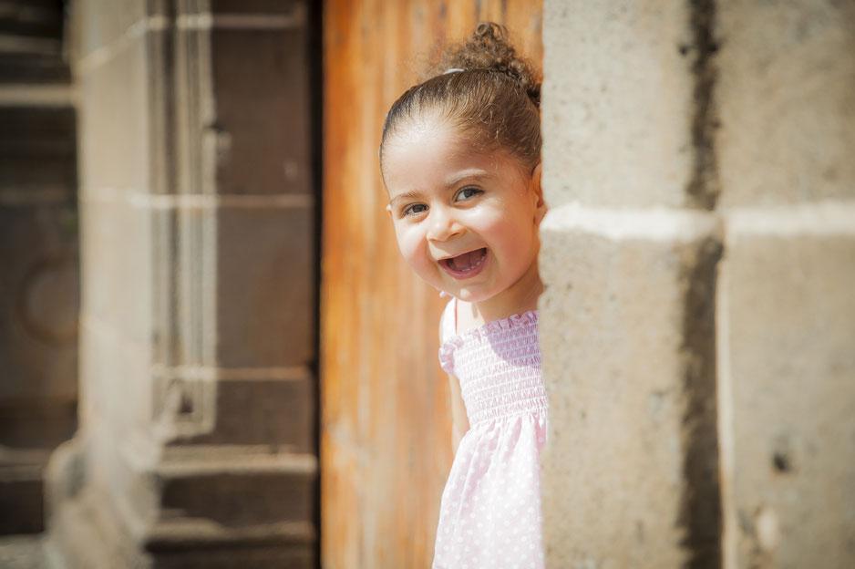 Reportajes fotográficos para niños en Tenerife
