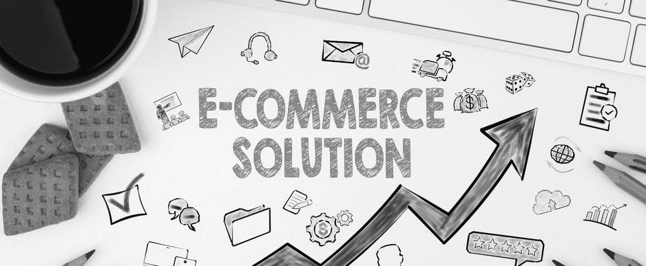 Kundenspezifische E-Commerce Lösungen von A-Z.