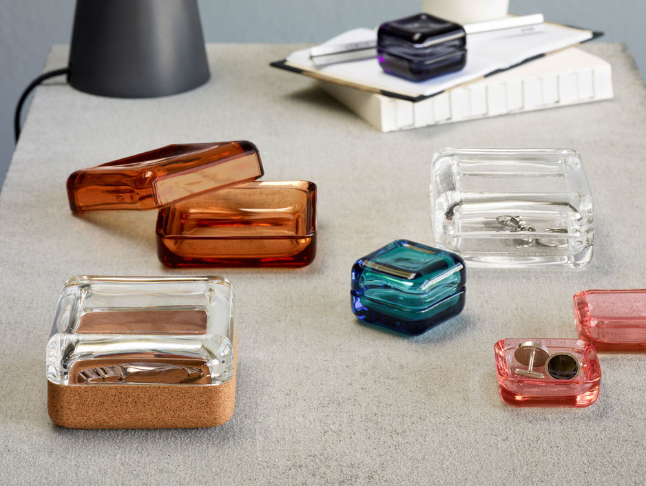 Iittala Vitriini boxes awarded by European Consumers Choice