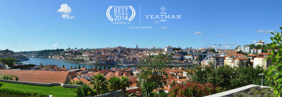 Hotel Yeatman  © European Consumers Choice