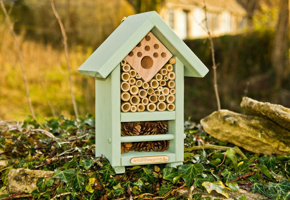 Wildlife Bee & Bugs House