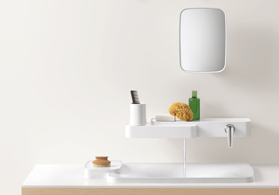 Hansgrohe Axor Bouroullec Wash basin awarded by European Consumers Choice
