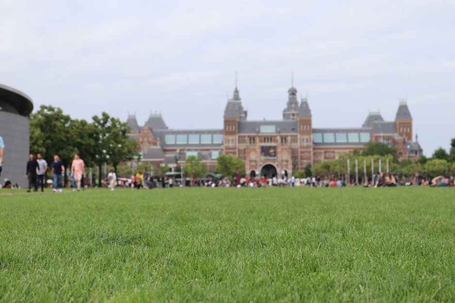 アムステルダム ミュージアムプレイン