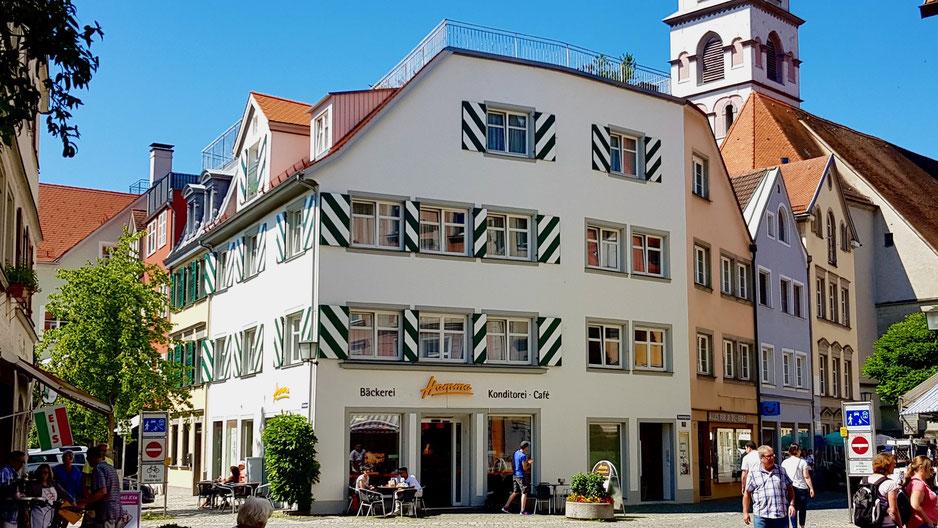 Ferienwohnung Lindau Insel Bodensee Altstadt