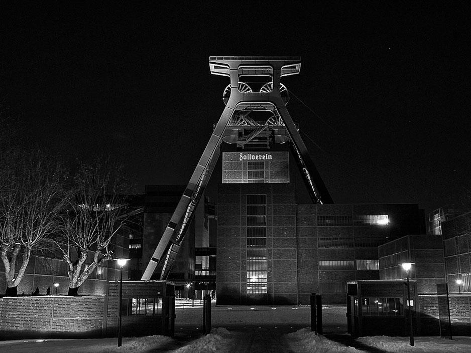 ZecheZollverein Haupteingang