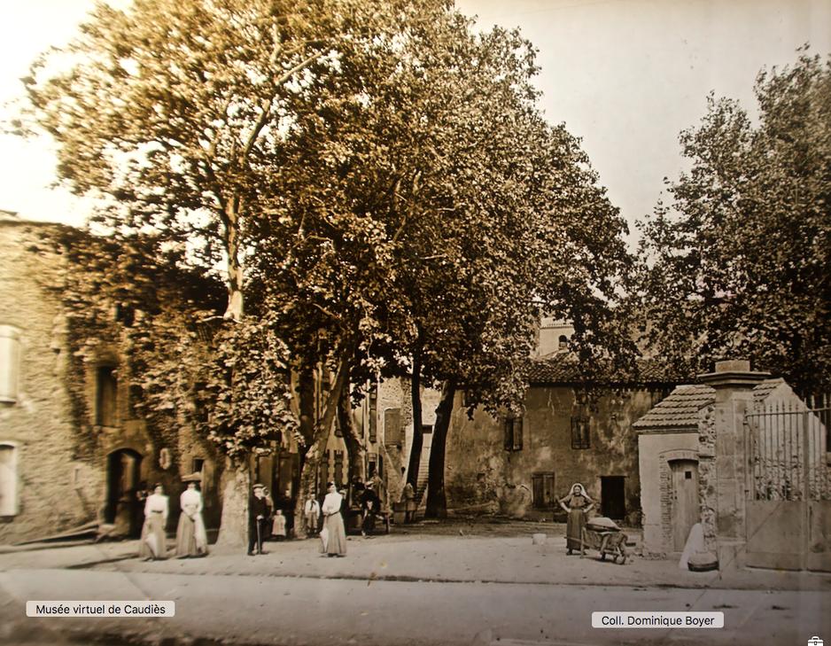 Place de la gendarmerie 1909