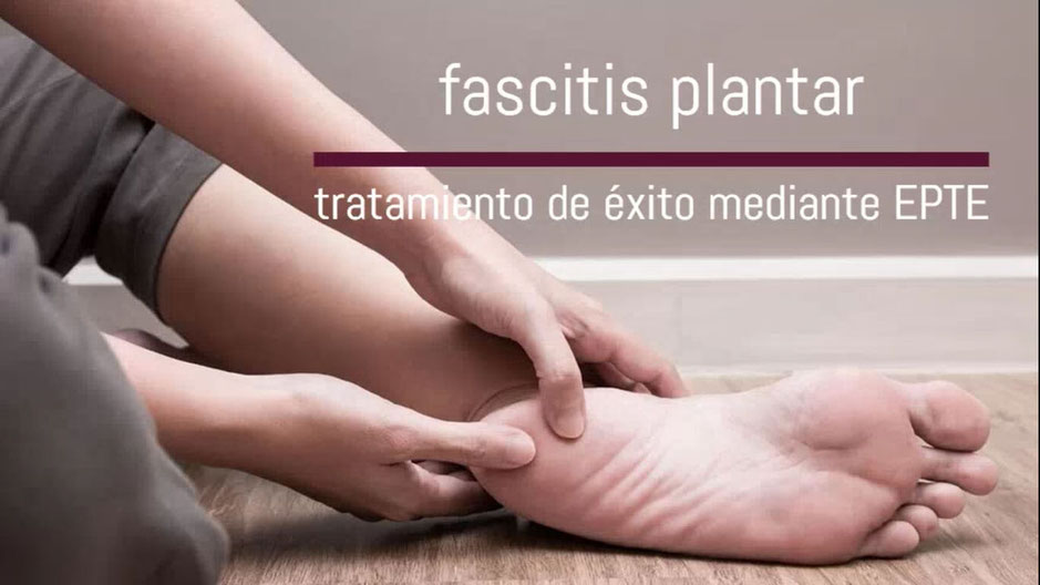dolor planta del pie