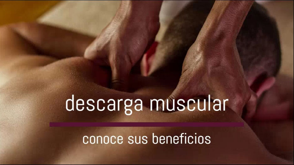 descarga muscular