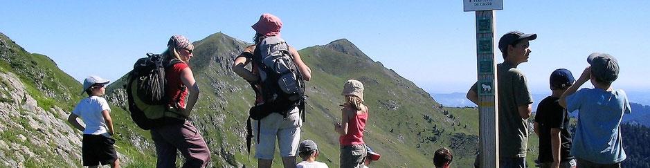 Randonnées accompagnées en Comminges Pyrénées