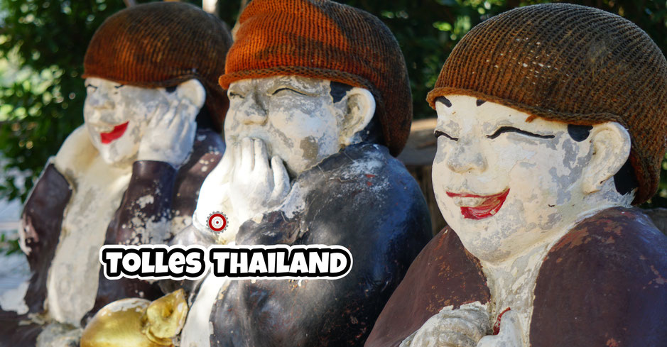 Tolles Thailand - Reisebericht