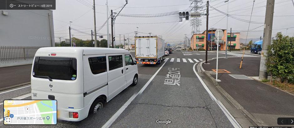 戸田交差点