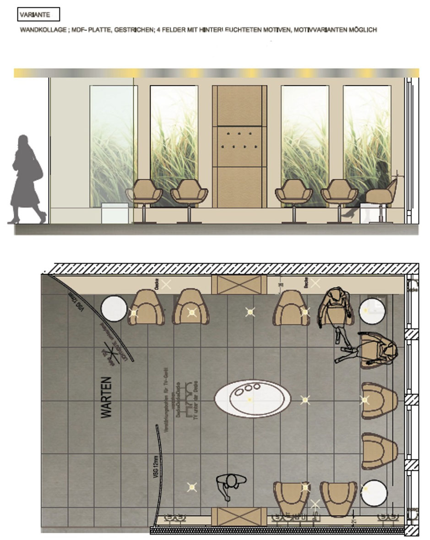 gyn kologische praxis bockhaus odenthal architekten. Black Bedroom Furniture Sets. Home Design Ideas